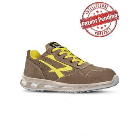 scarpe antiinfortunistiche upower linea red lion modello adventure