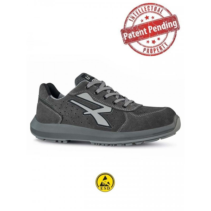 scarpe antiinfortunistiche upower linea red up modello rigel RU20096
