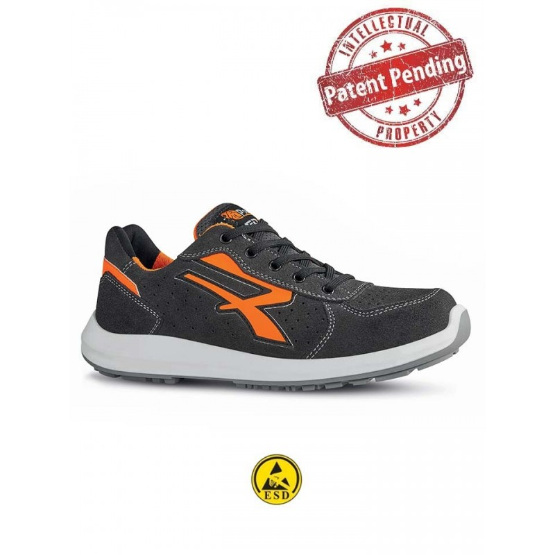scarpe antiinfortunistiche upower linea red up modello sirio RU 20076
