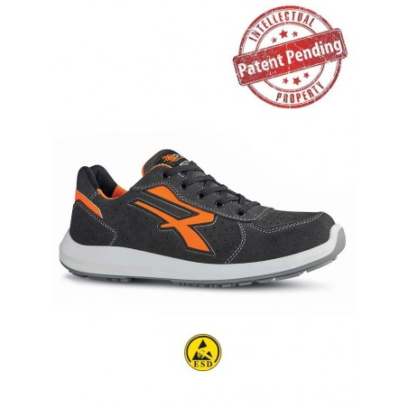 scarpe antiinfortunistiche upower linea red up modello sirio