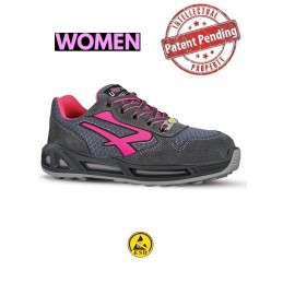 scarpe antiinfortunistiche upower linea red lioness modello verok